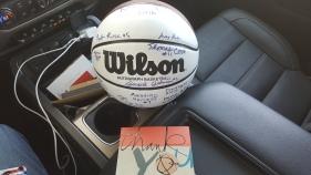 U17 autographed ball