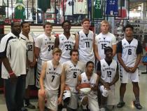 MML U17 squad in Fort Wayne